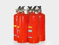Extinguisher Royalty Free Stock Photos