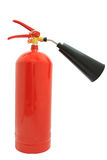 Extinguisher isolated Royalty Free Stock Photo