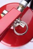 Extintor Imagenes de archivo