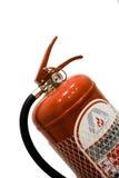 Extintor de incêndio imagem de stock