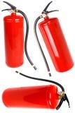 Extintor de incêndio Imagens de Stock Royalty Free