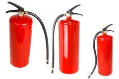 Extintor de incêndio Imagem de Stock Royalty Free
