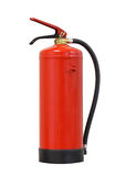 Extintor de incêndio isolado Imagens de Stock Royalty Free