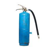 Extintor de incêndio velho Imagem de Stock
