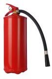 Extintor isolado Fotografia de Stock