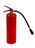 Extintor vermelho Foto de Stock Royalty Free