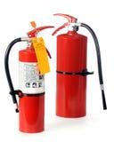 Extintores Imagenes de archivo