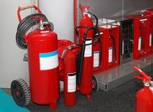 Extintores Imagem de Stock