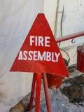 Extintores em Afeganistão Fotos de Stock Royalty Free