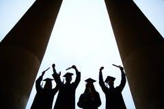 Extrémité de l'université Image libre de droits