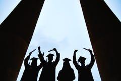 Extrémité de l'université Photos libres de droits