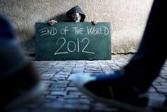 Extrémité du monde Photo libre de droits