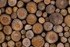 Extrémité en bois de planches image libre de droits