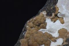 Extrémités de minerai Image libre de droits