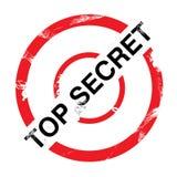 Extrêmement secret Photo libre de droits