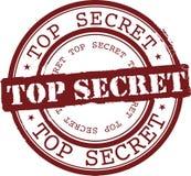Extrêmement secret Image libre de droits