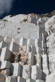 Extração de mármore Fotos de Stock Royalty Free
