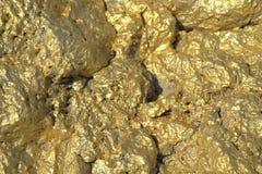 Extração do fundo do ouro da joia do ouro Imagem de Stock Royalty Free