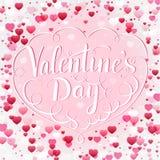 8 extra ai som kontroll för hälsning för mapp för eps för bakgrundskortdag nu över vita oavgjorda sparade valentiner Royaltyfria Foton
