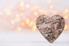 8 extra ai som kontroll för hälsning för mapp för eps för bakgrundskortdag nu över vita oavgjorda sparade valentiner Wood hjärta  Royaltyfria Bilder