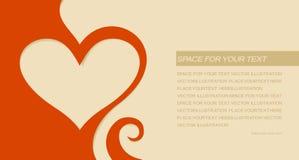 8 extra ai som kontroll för hälsning för mapp för eps för bakgrundskortdag nu över vita oavgjorda sparade valentiner Arkivbild