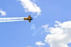 Extra 300 airplanes Stock Photos