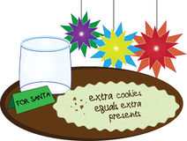 EXTRA COOKIES EGUSLD Royalty Free Stock Photography
