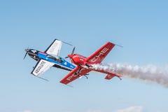 Extra EA 300 aircraft Royalty Free Stock Photography