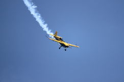 Extra-Flugzeug 300 Breitling Stockfotografie