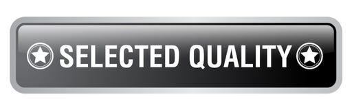 Extra Qualitäts-Netzknopf lizenzfreie abbildung