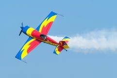 Extra 330SC Acrobatics Royalty Free Stock Photos