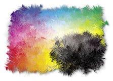 extra spectrum royaltyfri illustrationer