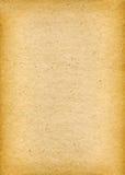 extra stort gammalt papper 003 Royaltyfri Bild