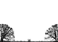 extra trees royaltyfri illustrationer