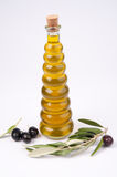 Extra virgin olive oil Royalty Free Stock Photography