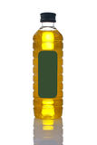Extra virgin olive oil bottle Royalty Free Stock Photography