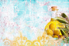Extra Virgin olive oil Royalty Free Stock Image