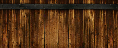 Extra Wide Dark Wood Background Stock Photos
