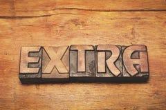 Extra wood vintage Stock Photo