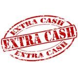 Extrabargeld vektor abbildung