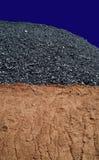 Extracção de carvão 1 imagem de stock royalty free