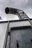 Extracción industrial Fotos de archivo libres de regalías