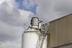 Extracteur de sciure Photo stock
