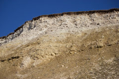 Extraction of limestone stock photography