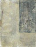 Extracto amarillento y gris Fotos de archivo