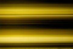 Extracto amarillo de la velocidad en líneas amarillas Fotografía de archivo