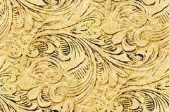 Extracto antiguo del diseño Foto de archivo libre de regalías