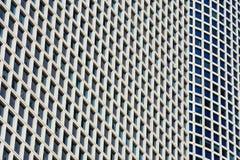 Extracto arquitectónico moderno Foto de archivo libre de regalías