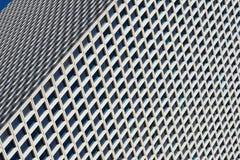 Extracto arquitectónico moderno Imagen de archivo libre de regalías
