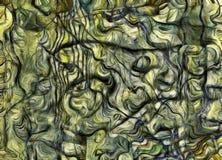 Extracto artístico Imagen de archivo libre de regalías